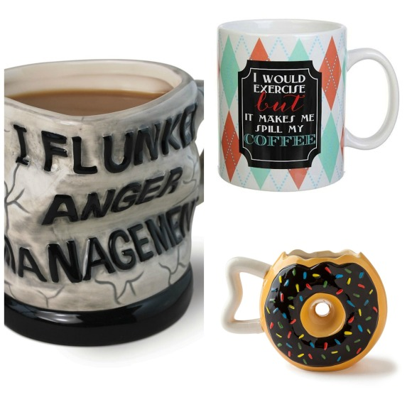 coffee mug collage header