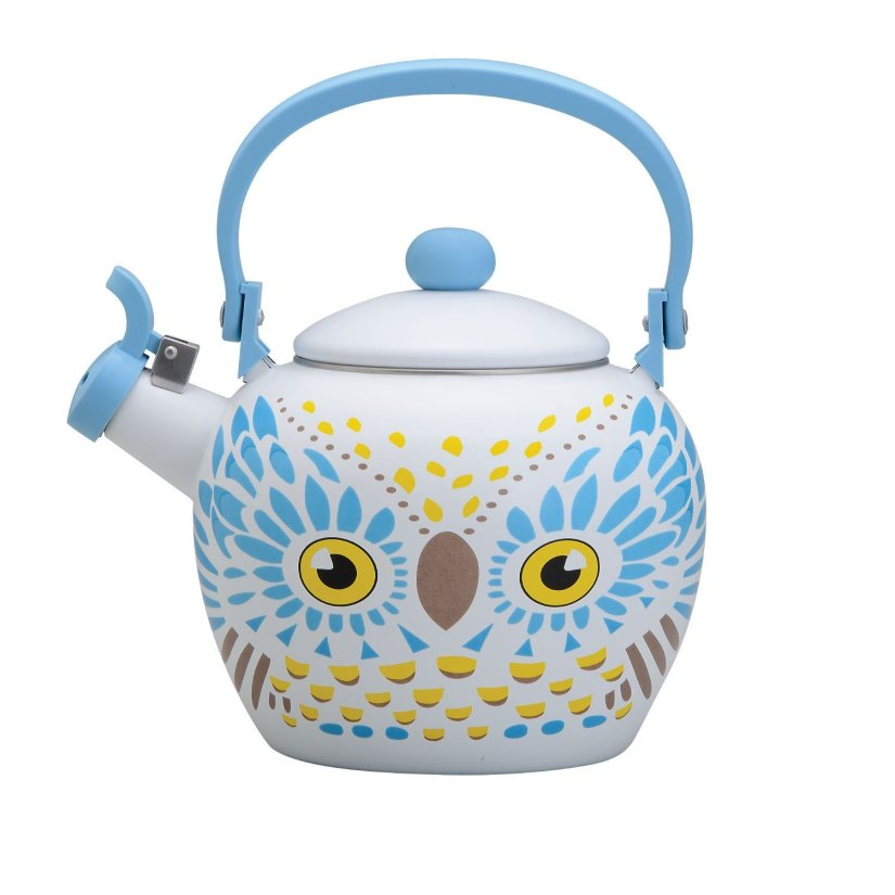 owl tea kettle